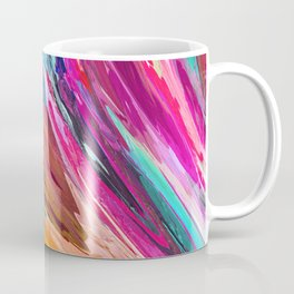 407 - Abstract Colour Design Coffee Mug