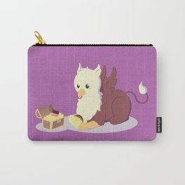 Kawaii fantasy animals - Griffin Carry-All Pouch