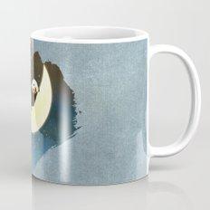 Sleeping Panda on the Moon Mug