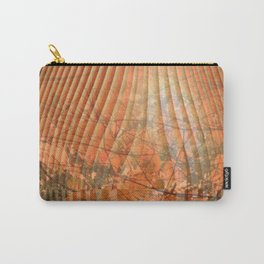 Shimmering Nature's Magic Carry-All Pouch