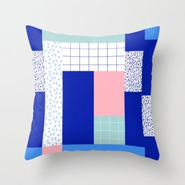 after school club Throw Pillow
