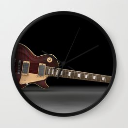 Blues Icon Wall Clock