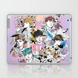 BTS Members -Love Yourself Laptop & iPad Skin