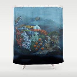 Preservation Shower Curtain