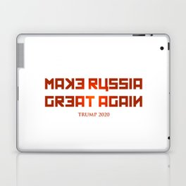Make Russia Great Again Laptop & iPad Skin