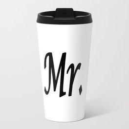 Mr. Travel Mug