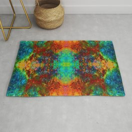Michler's Table Patina G_2448 Rug