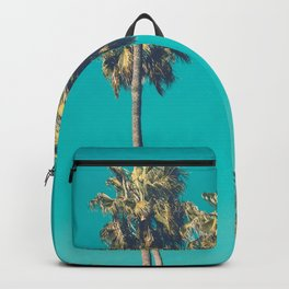 A Few Turquoise Palms Backpack