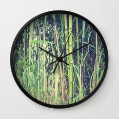 Ubiquitous Bamboo Wall Clock