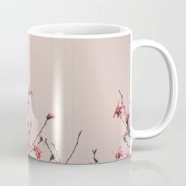 Vintage Magnolia Flowers Coffee Mug
