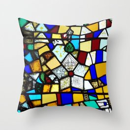 Beauty in Brokenness Andreas 3 Throw Pillow