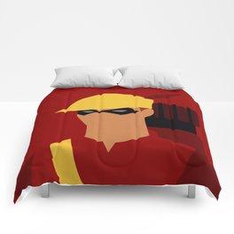 Speedy Minimalism Comforters
