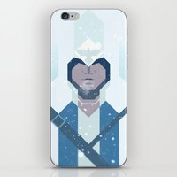 assassins creed iPhone & iPod Skins featuring Connor / Assassins Creed by Maxim Nikitin