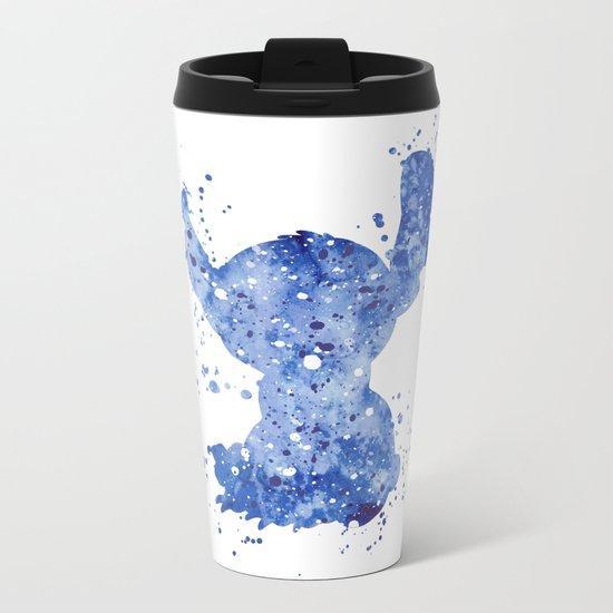 Stitch Disneys Metal Travel Mug