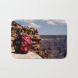 Boulder at the Grand Canyon Bath Mat