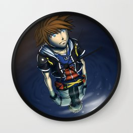 Reflection Wall Clock