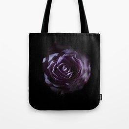 Lilac Rose Shadows Tote Bag