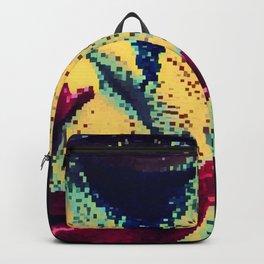 8 bit joker Backpack