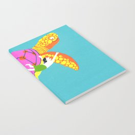 Let's Swim Together - Tortoise Notebook