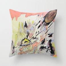 judge² Throw Pillow