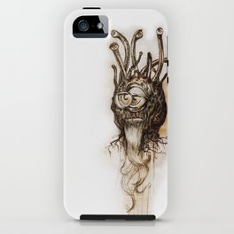 Beholder iPhone Case