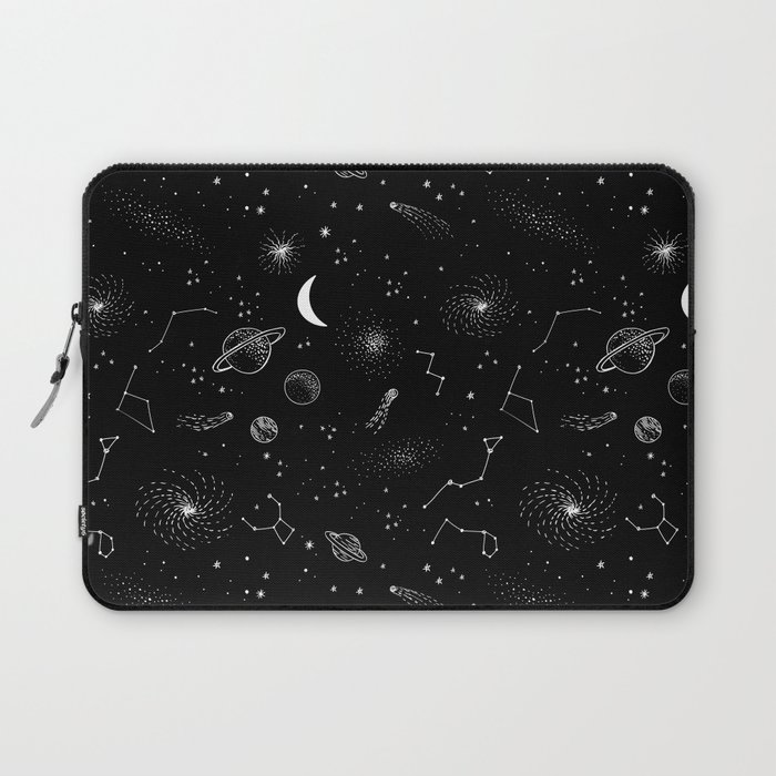 galactic pattern Laptop Sleeve