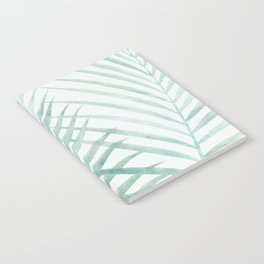 Cool Minty Tropics Notebook