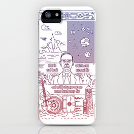 Love the craft iPhone Case