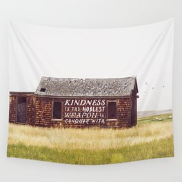 Conquer Wall Tapestry
