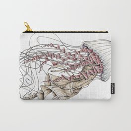 Shroom me up, Jelly Carry-All Pouch