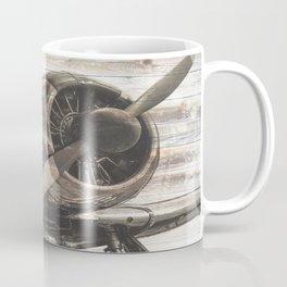 Old airplane 1 Coffee Mug