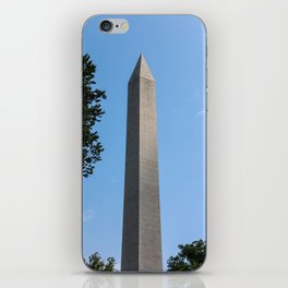 The Washington Monument iPhone Skin