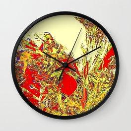 Landfill Wall Clock