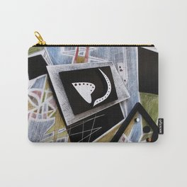 Edgy Moments to the Heart Carry-All Pouch