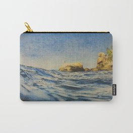 Lake Malawi Carry-All Pouch