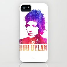 Bob Dylan Print iPhone (5, 5s) Slim Case