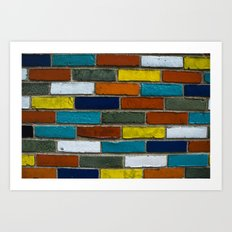 Color Wall Art Print