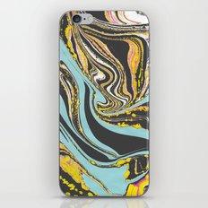 Wavy Marbling iPhone & iPod Skin