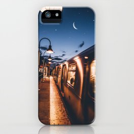 Marcy Station iPhone Case