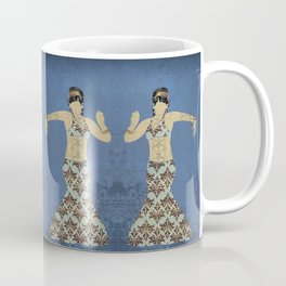 Belly dancer 4 Coffee Mug