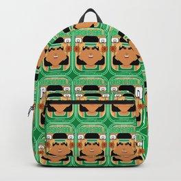 Basketball Green - Alleyoop Buzzerbeater - Indie version Backpack