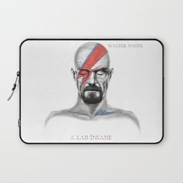Walter White - A Lab Insane Laptop Sleeve
