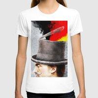 german T-shirts featuring German by Francesca Cosanti