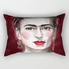 Friday Kahlo classic Rectangular Pillow