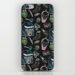 Space Oddity iPhone Skin