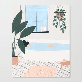 weekend plans Canvas Print
