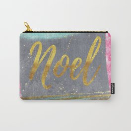NOEL - Merry modern abstract christmas Carry-All Pouch