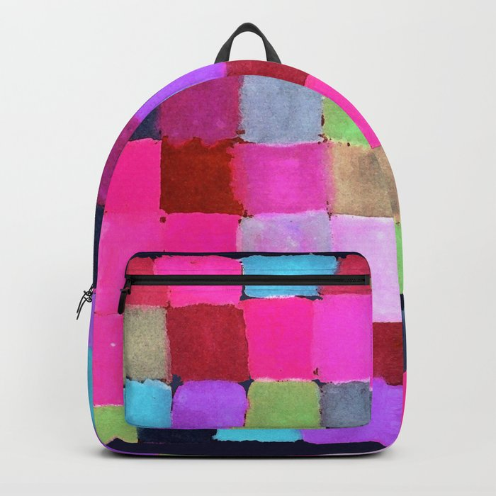 Colours passing through us Backpack