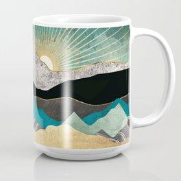 Peacock Vista Coffee Mug