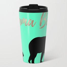 Mama Bear - Mint Travel Mug